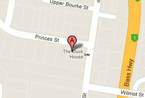 Amelias location
