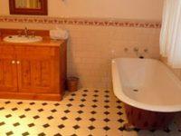 Mrs Philpott's Cottage, Bathroom