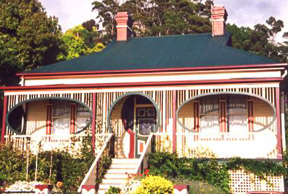 Mrs Philpotts, Cottage Accommodation in Burnie